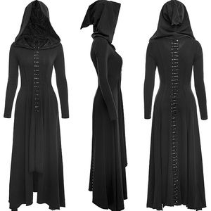 Punkrave Witchy Dress